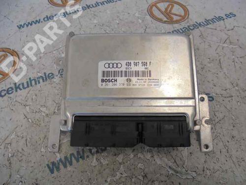4D0907560F   0261206370   Steuergerät Motor A8 (4D2, 4D8) 3.7 quattro (260 hp) [1998-2002] AQG 2495836