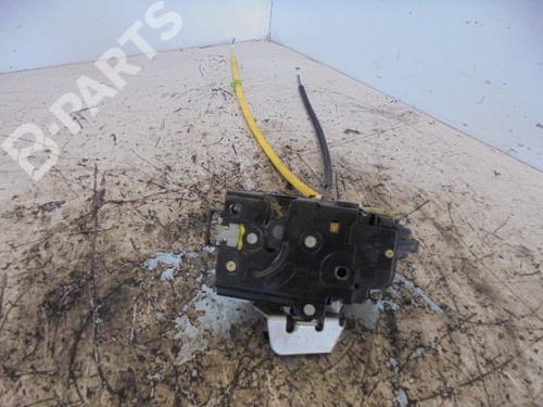 Højre bagtil lås AUDI A6 (4B2, C5) 2.5 TDI 4B0839016B | 34535813