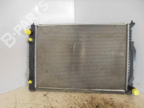 Radiador agua AUDI A6 (4B2, C5) 2.5 TDI (155 hp)