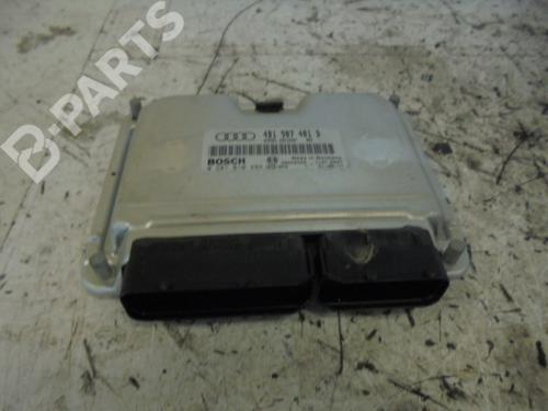 Centralita motor AUDI A6 (4B2, C5) 2.5 TDI (155 hp) 4B1907401D | 0281010494 |