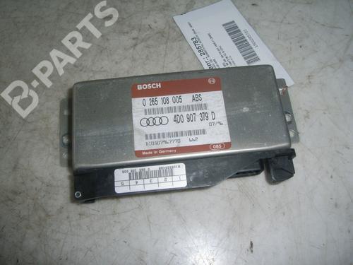 AUDI: 4D0907379D Elektronisk modul A4 (8D2, B5) 1.9 TDI (90 hp) [1995-2000]  2565706