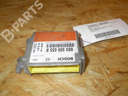 BOSCH: 0285001483    0285001483   BOSCH      8E0959655B:   Steuergerät Airbag A4 Avant (8E5, B6) 1.9 TDI (130 hp) [2001-2004]  2569090
