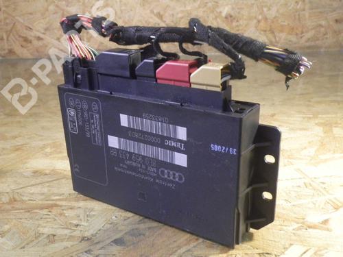 Control Unit AUDI: 8E0959433BR AUDI, A4 Avant (8ED, B7) 2.0 TDI 16V(4 doors) (140hp), 2004-2005-2006-2007-2008 20669348