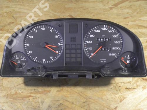 AUDI: 8A0919033CA Kombinert Instrument 80 (8C2, B4) 2.0 (90 hp) [1991-1994] ABT 3201354