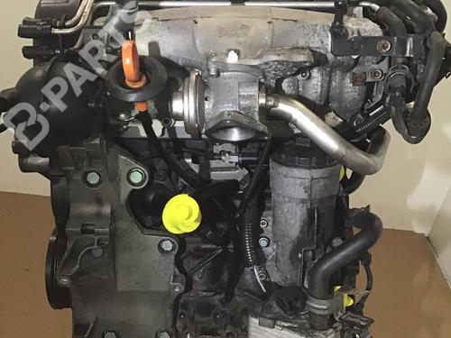 AUDI: BKD Motor A3 (8P1) 2.0 TDI 16V (140 hp) [2003-2012]  6908481