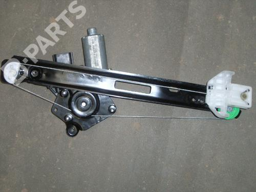 Rear Right Window Mechanism FORD FOCUS Saloon (DFW) 1.6 16V 0130821902|| 11212295