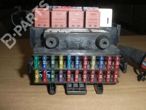 Fuse Box FORD KA (RB_) 1.3 i 5S5T14401RBB|| 11212637