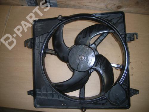 Radiator Fan FORD KA (RB_) 1.3 i  11215845