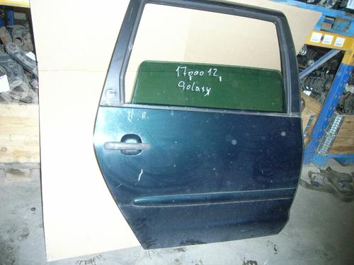 Right Rear Door FORD GALAXY (WGR) 2.8 i V6  11219148