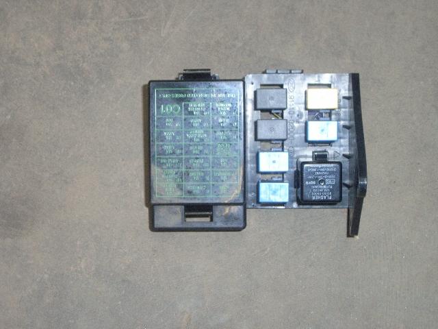 Fuse Box Hyundai Atos Prime  Mx  1 1