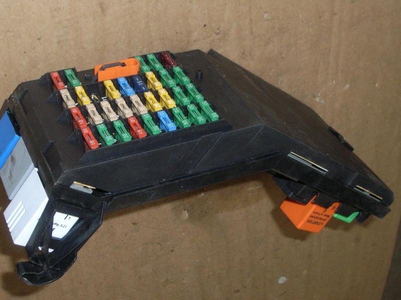 Citroen Xm Fuse Box