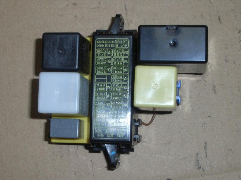 [SODI_2457]   Fuse Box CHEVROLET MATIZ (M200, M250) 1.0 | B-Parts | Chevrolet Matiz Interior Fuse Box |  | B-Parts