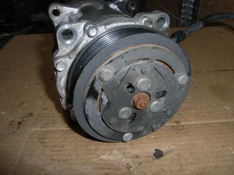 Klimakompressor 9628239480 Peugeot 206 CC