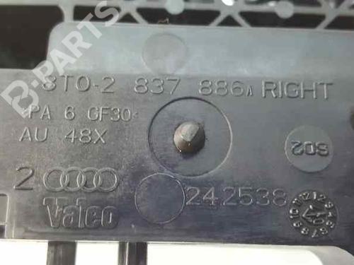 Højre bagtil udvendigt håndtag AUDI A4 (8K2, B8) 2.0 TDI 8T02837886 | 242538 | 34983745