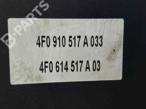 ABS AUDI A6 (4F2, C6) 3.0 TDI quattro 4F0614517A | 0265234111 / 0265950359 | 48428K0486 | 39668018