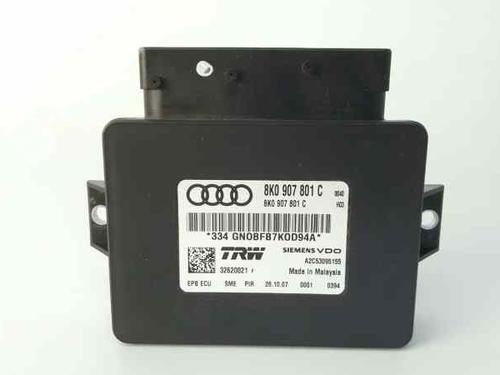 Modulo electronico AUDI A4 (8K2, B8) 2.0 TDI (143 hp) 8K0907801C   A2C53095155   32620021F  