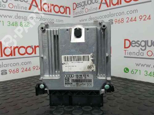 Calculateur moteur (ecu) AUDI A6 (4F2, C6) 2.0 TDI (140 hp) 03G997017PX   0281012557   03G906016HS  