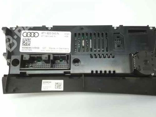 AC-Styringsenhed/Manøvreenhed AUDI A4 (8K2, B8) 2.0 TDI 8T1820043N | A2C53279964 | 34974038