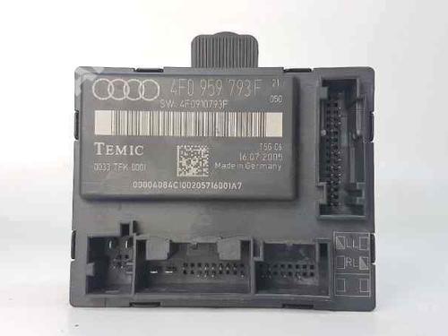 Elektronik Modul AUDI A6 Avant (4F5, C6) 2.0 TDI (140 hp) 4F0959793F | 4F0959793E |