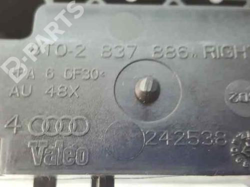 Højre fortil udvendigt håndtag AUDI A4 (8K2, B8) 2.0 TDI 8T02837866A | 242538 | 34986289