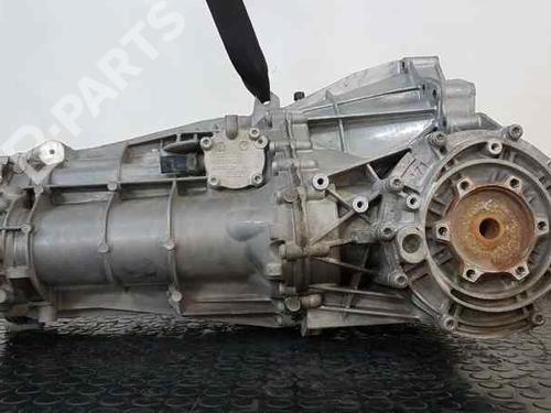 Caja cambios manual AUDI A4 (8K2, B8) 2.0 TDI JJG | 0B1300027FX | 0B1 300 027 FX | 37999401