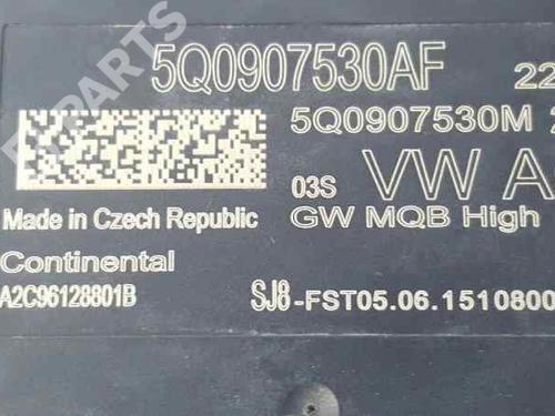 Module électronique SEAT LEON (5F1) 2.0 TDI 5Q0907530AF | 5Q0907530M | A2C96128801B | 30187006