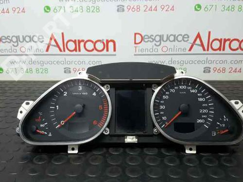 Compteur de vitesse AUDI A6 (4F2, C6) 2.0 TDI (140 hp) 4F0920901G   4F0920900A   4F0920900N  
