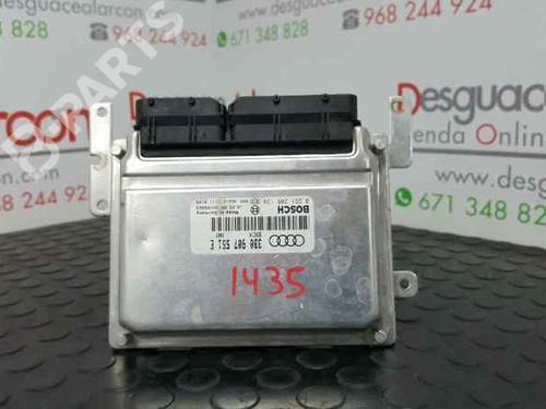 Calculateur moteur (ecu) AUDI A8 (4D2, 4D8) 2.8 (193 hp) 3B0997551DX   0261206124   3B0907551E  