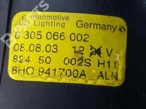 Faro Antiniebla delantero derecho AUDI A4 Convertible (8H7, B6, 8HE, B7) 2.5 TDI 8H0941700A | 0305066002 | 34916256