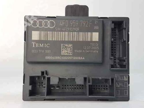 Elektronik Modul AUDI A6 Avant (4F5, C6) 2.0 TDI (140 hp) 4F0959792F | 4F0959792E |