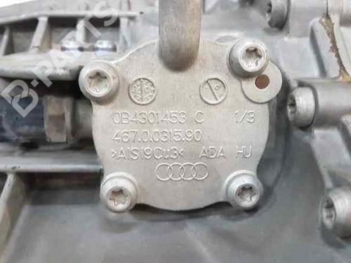 Caja cambios manual AUDI A4 (8K2, B8) 2.0 TDI JJG | 0B1300027FX | 0B1 300 027 FX | 37999403