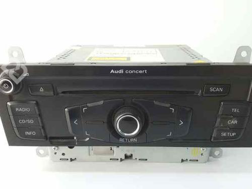 Bilradio AUDI A4 (8K2, B8) 2.0 TDI 8T1035186B | CQ-JA17774G | 34974048