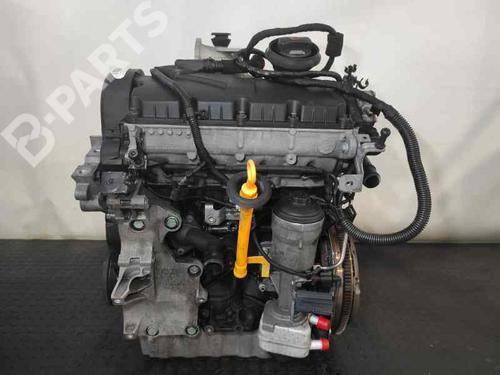 BKC | 03G100098X | 03G253014F 038130073AG 038145209Q | Motor A3 Sportback (8PA) 1.9 TDI (105 hp) [2004-2010] BKC 4084636