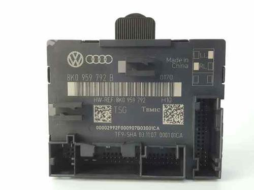 Modulo electronico AUDI A4 (8K2, B8) 2.0 TDI (143 hp) 8K0959792B  