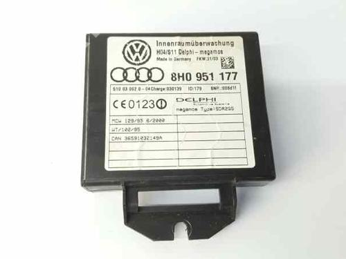 Elektronisk modul AUDI A4 Convertible (8H7, B6, 8HE, B7) 2.5 TDI (163 hp) 8H0951177 |