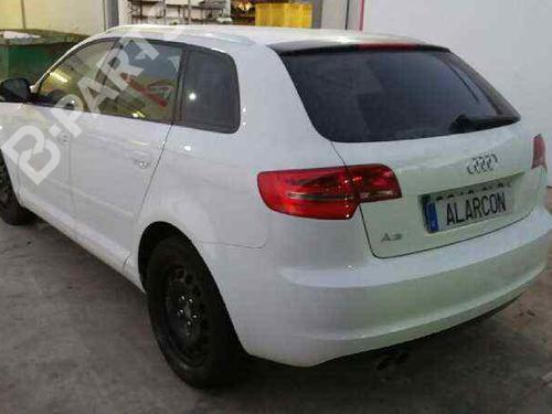 Renfort de Pare-Chocs AUDI A3 Sportback (8PA) 1.9 TDI  36393711