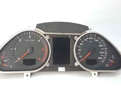 Instrumentenkombination AUDI A6 Avant (4F5, C6) 2.0 TDI (140 hp) 4F0920900N | 4F0920901G |