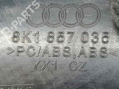 Guantera AUDI A4 (8K2, B8) 2.0 TDI 8K1857035 | 34974033