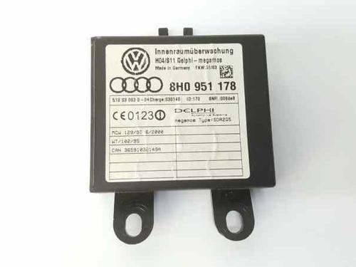 Elektronisk modul AUDI A4 Convertible (8H7, B6, 8HE, B7) 2.5 TDI (163 hp) 8H0951178 |