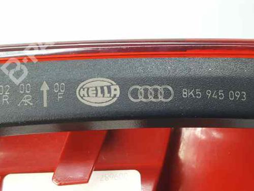 Venstre baglygte AUDI A4 (8K2, B8) 2.0 TDI 8K5945093 | 8K5945093D | 34980412