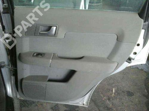 Panneu de porte arrière droite AUDI A2 (8Z0) 1.4 TDI (75 hp)