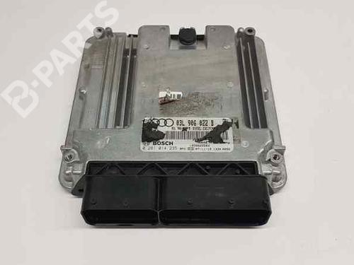 Centralita motor AUDI A4 (8K2, B8) 2.0 TDI (143 hp) 03L906022B   0281014235  
