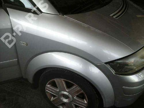 Aile avant droite AUDI A2 (8Z0) 1.4 TDI (75 hp) 8Z0821106CFKZ  