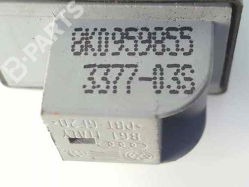Venstre bagtil elrude kontakt AUDI A4 (8K2, B8) 2.0 TDI 8K0959855 | 3377-03S | 34981900