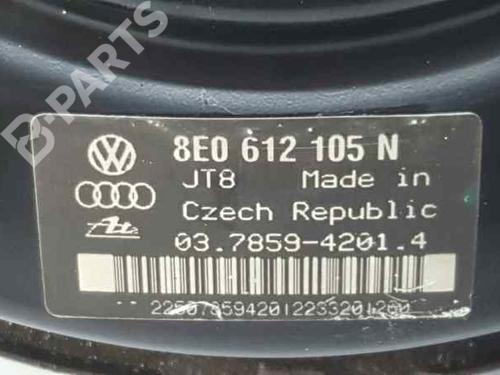 Bremseservo AUDI A4 Convertible (8H7, B6, 8HE, B7) 2.5 TDI 8E0612105N | 03785942014 | 8E0612107J | 34952630