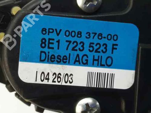 Pedal AUDI A4 Convertible (8H7, B6, 8HE, B7) 2.5 TDI 8E1723523F | 6PV008376-00 | 34948628