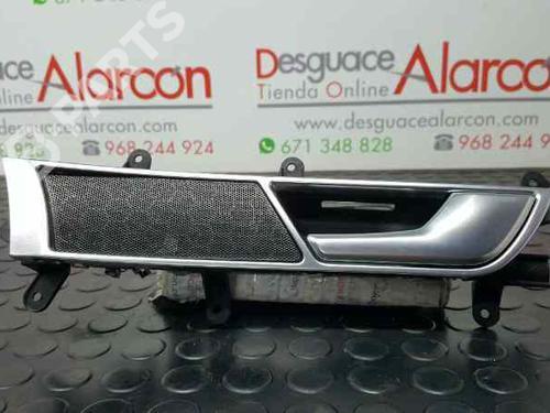 Poignée intérieure avant droite AUDI A6 (4F2, C6) 2.0 TDI (140 hp) 4F0837020B  