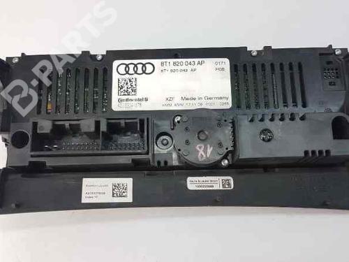 8T1820043AP | 8T1820043AJ | AC-Styringsenhed/Manøvreenhed A5 (8T3) 2.7 TDI (190 hp) [2007-2012] CGKA 4739994