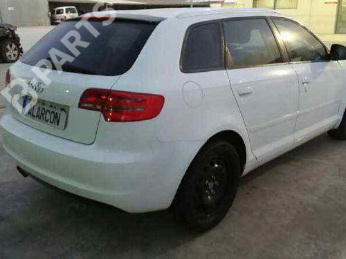 Amortisseur arrière droite AUDI A3 Sportback (8PA) 1.9 TDI  36393708