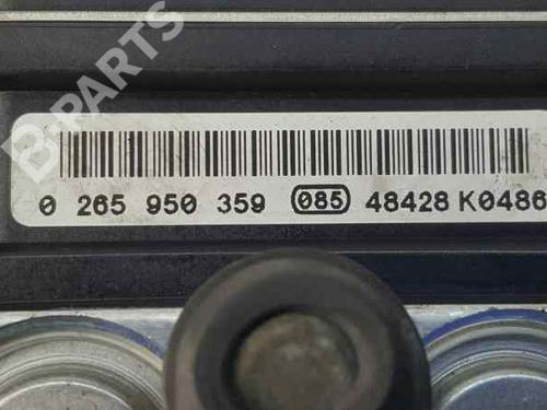 ABS AUDI A6 (4F2, C6) 3.0 TDI quattro 4F0614517A | 0265234111 / 0265950359 | 48428K0486 | 39668020